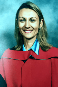 dr colinda linde education experience